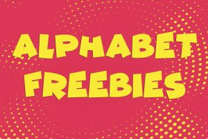 Free printable letters and alphabets in a variety of styles