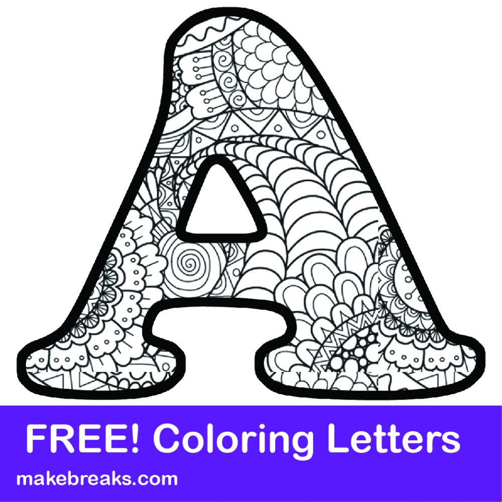Disney Alphabet Letters Tag: Incredible Alphabet Coloring Pages ... | 1000x1000